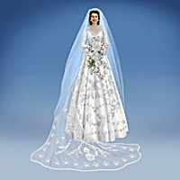 Princess Elizabeth, The Royal Bride Figurine