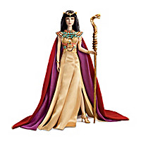 Cleopatra, Queen Of The Nile Fashion Doll
