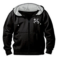 Unleash The Spirit Men's Hoodie