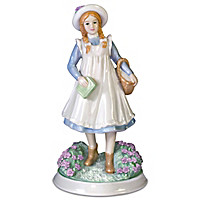Anne Of Green Gables Figurine