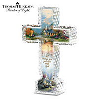 Thomas Kinkade Inspirations Of Hope Cross