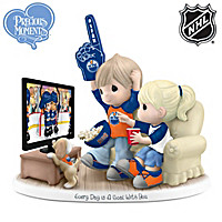 Every Day Is A Goal With You Oilers® Figurine