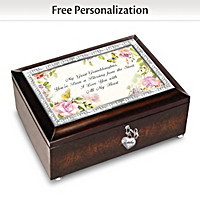 A Great-Granddaughter Is God\'s Greatest Blessing Music Box