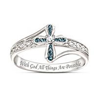 Heavenly Grace Diamond Ring