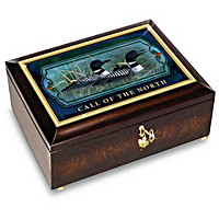 Call Of The North Music Box