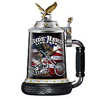 Ride Hard, Live Free Stein