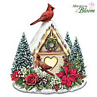 Holiday Harmony Table Centrepiece