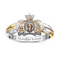 RCMP Diamond Ring