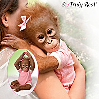Annabelle\'s Hugs Monkey Doll