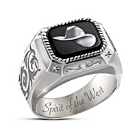 Spirit Of The West Ring
