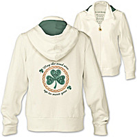 An Irish Blessing Women\'s Hoodie