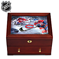 Montreal Canadiens® Keepsake Box
