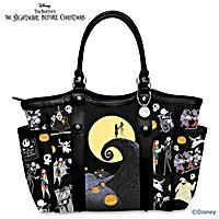 Disney Tim Burton\'s The Nightmare Before Christmas Tote Bag