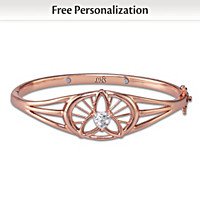 Mind, Body & Spirit Personalized Bracelet