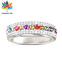 Canada\'s 150th Anniversary Ring