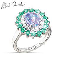 Opal Island Ring