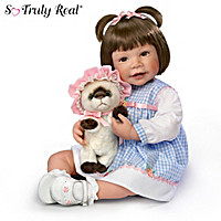 Emma And Baby Boots Child Doll