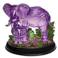 Mystical Enchanted Elephant Figurine