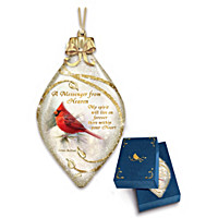 Messenger From Heaven Ornament