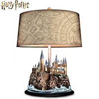 HARRY POTTER HOGWARTS Lamp