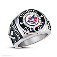 Toronto Blue Jays Hidden Ball Ring