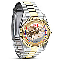 Remembering Canada's Finest Men's Watch