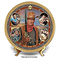The John Wayne Celebration Collector Plate