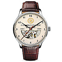 Canadian Pacific Railway Men's Watch
