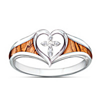 Lovingkindness Of God Ring