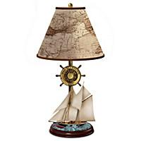 Bluenose Lamp