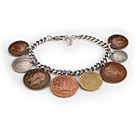 British Treasures Charm Bracelet