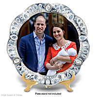 His Royal Highness, Prince Louis Collector Plate