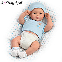 A Little One To Love: Sweet Baby Boy Baby Doll