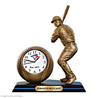 Toronto Blue Jays Clock