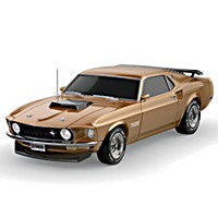 1969 Mustang Boss 429 Sculpture