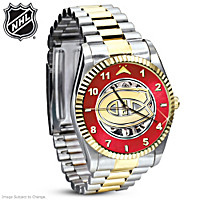 Montreal Canadiens® Men\'s Mechanical Watch