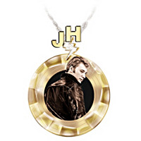 Merci Johnny Pendant Necklace