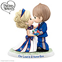 Toronto Blue Jays Our Love Is A Home Run Figurine