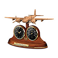 The Mosquito Thermometer Clock