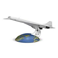 Spirit Of Concorde Sculpture