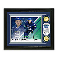 Brock Boeser Vancouver Canucks® Wall Decor