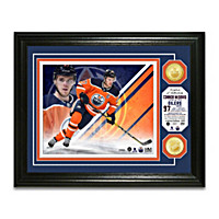 Connor McDavid Edmonton Oilers® Wall Decor