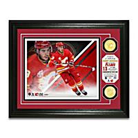 Johnny Gaudreau Calgary Flames® Wall Decor