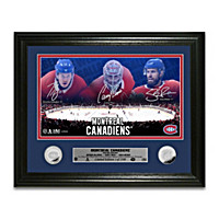 Montreal Canadiens® Team Force Wall Decor