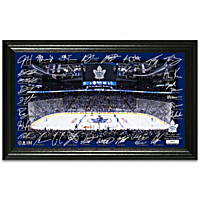 Toronto Maple Leafs® Rink Wall Decor