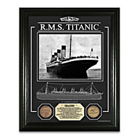 The RMS Titanic Wall Decor