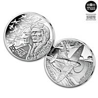 The 80th Anniversary Battle Of Britain Silver Piedfort Coin