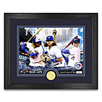 Toronto Blue Jays Team Force Wall Decor