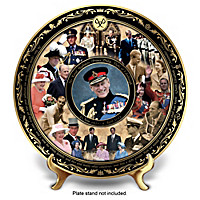 His Royal Highness, Prince Philip Collector Plate