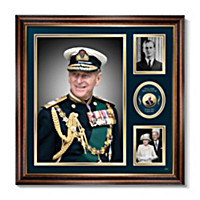 His Royal Highness, Prince Philip Wall Decor